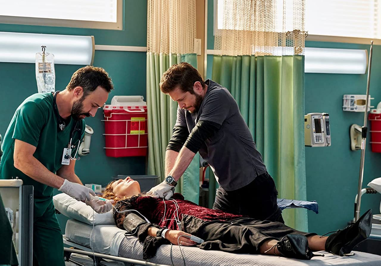 The Resident: 5×5